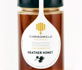 Heather Honey «ΧΡΥΣΟΜΕΛΟ» 480g NEW!!