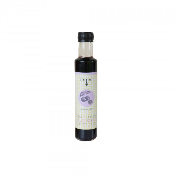 IAMVI-SYRUP-Cherry-KERASI 250 ml